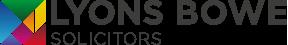 Lyons Bowe Solicitors Logo